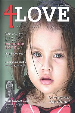 4love magazine preview cover