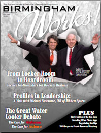 birmingham works fall 2009 cover