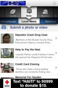 cbs42 app news
