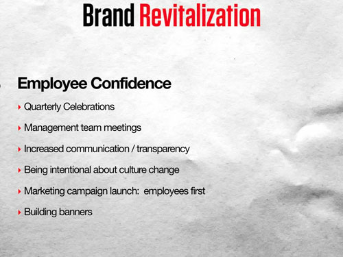 brand revitalization The revitalization of krystal is underway a fresh marketing campaign taps into  the social nature of the brand marketing & promotions june 2018 by danny.